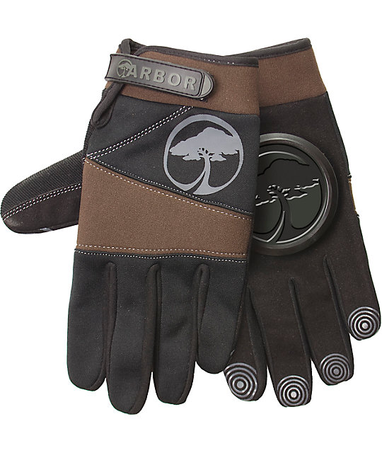 Arbor Signature Black Slide Glove