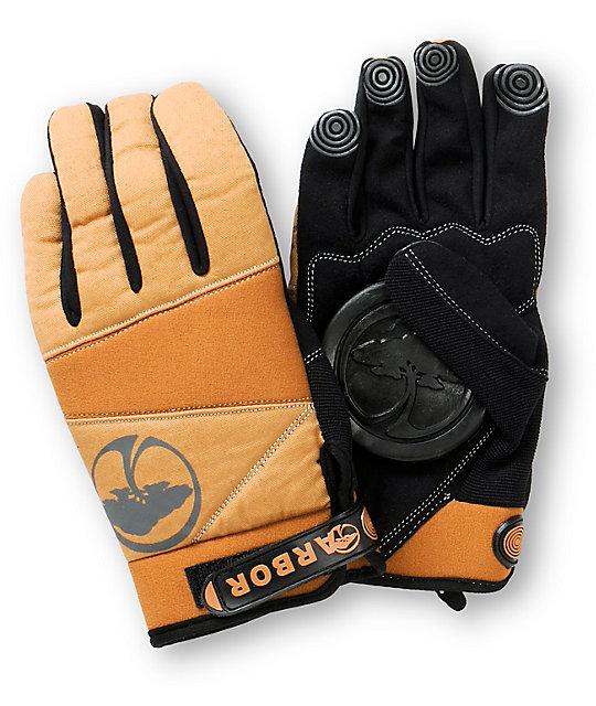 Arbor Signature Camel Slide Gloves