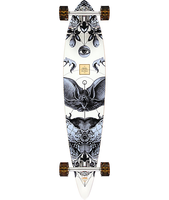 """Arbor Timeless 42"""" Pintail Longboard Complete"""