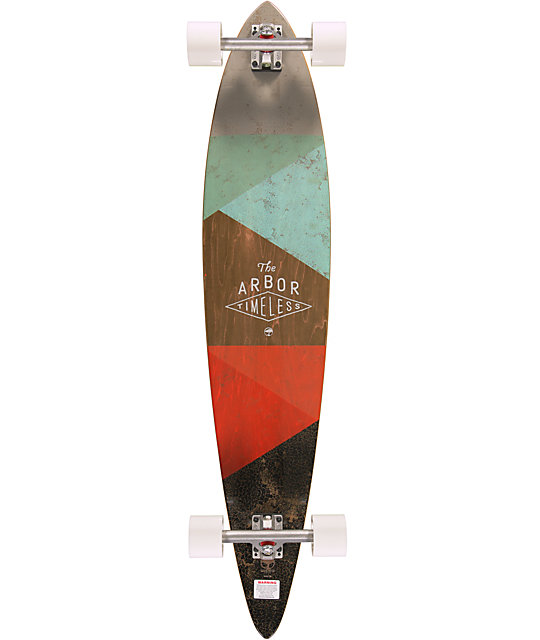 "Arbor Timeless 46""  Longboard Complete"