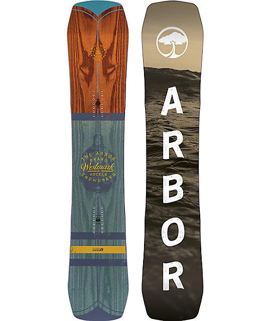 Arbor Westmark 157cm Wide Snowboard