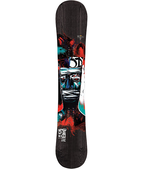 Arbor Westmark 159cm Snowboard 2013