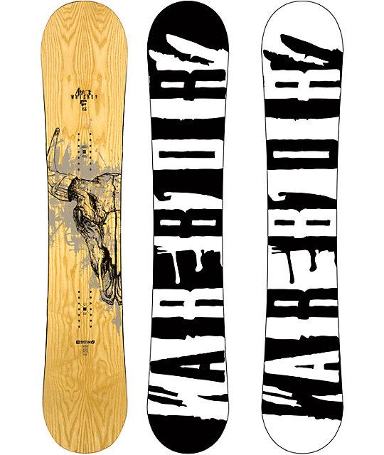 Arbor Whiskey 161cm Snowboard