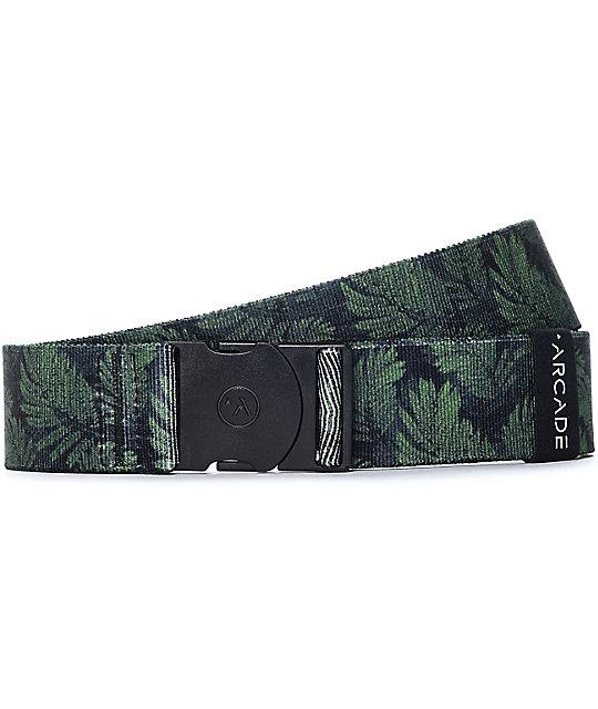 Arcade Deep Cover Green Belt