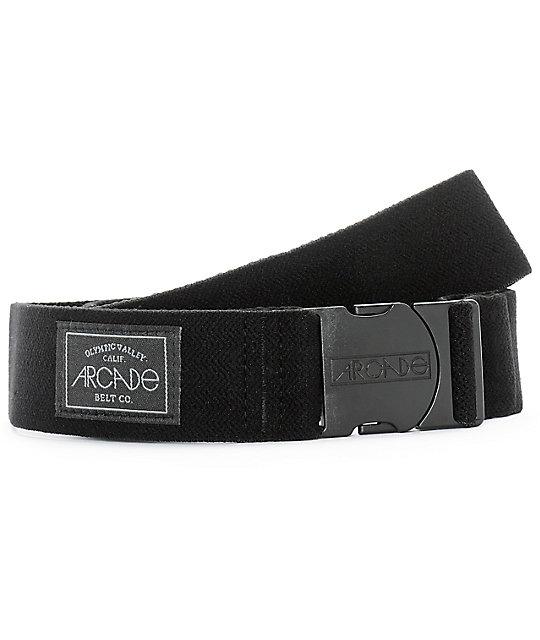 Arcade Midnighter cinturón sujetador en negro