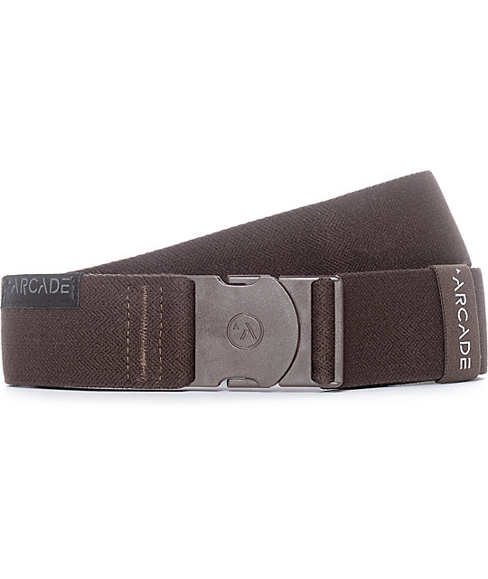 Arcade Mustang Brown Belt