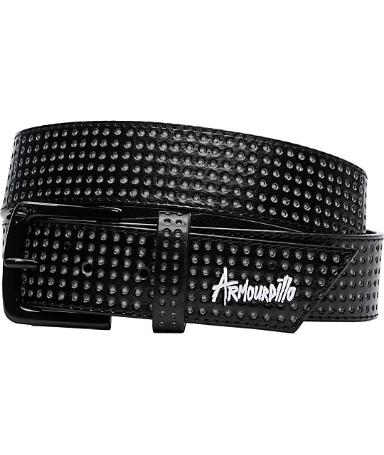 Armourdillo Riddle Black Belt