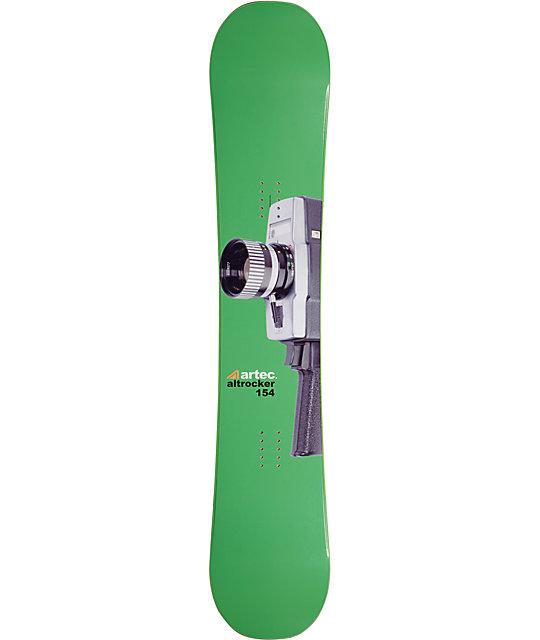 Artec Altrocker 156cm Mens Snowboard