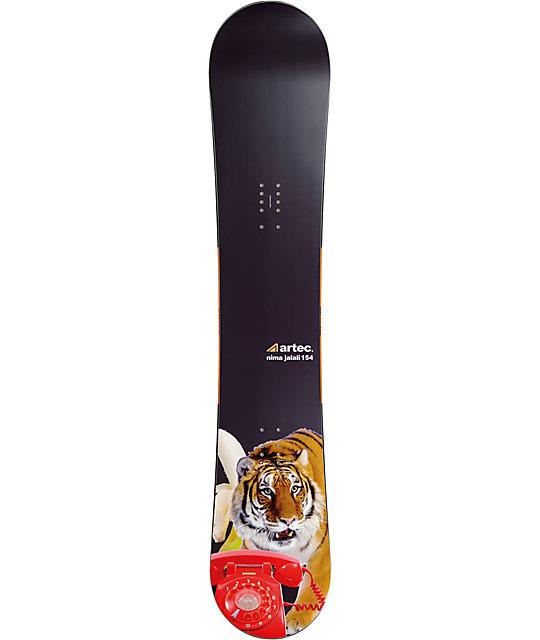 Artec Nima Jalali 158cm Mens Snowboard