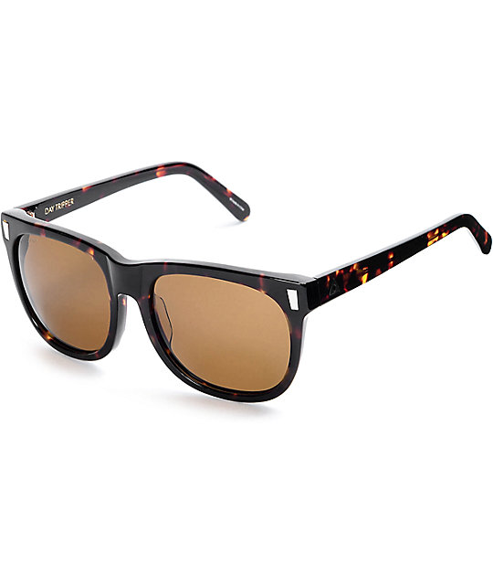 Ashbury Daytripper Tortoise Sunglasses