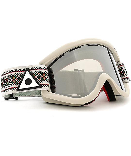 Ashbury Kuzyk Kaleidoscope Snowboard Goggles