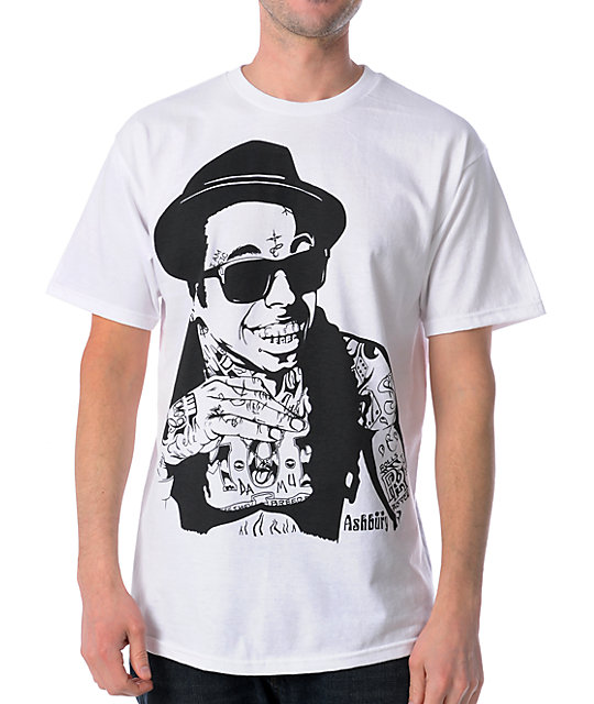 Ashbury Young Money White T-Shirt