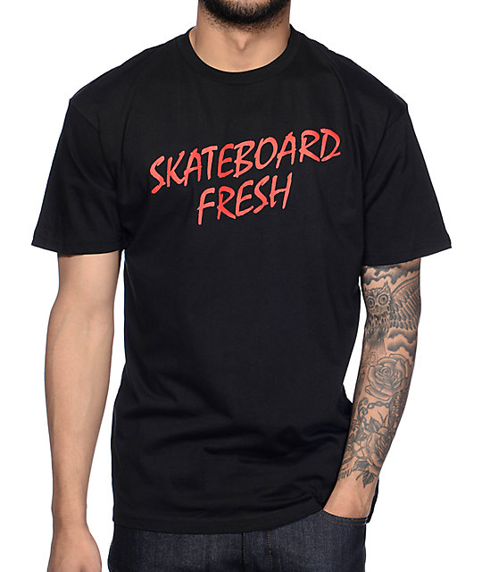 Asphalt Yacht Club x Eazy E x Mike Miller Mistral Black T-Shirt