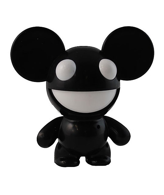 Audiology Black Deadmau5 Mini Speaker Thingie