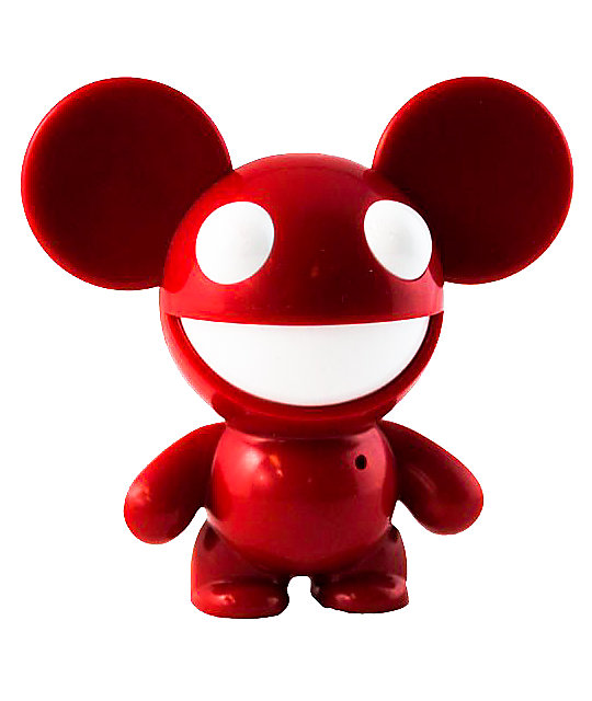 Audiology Red Deadmau5 Mini Speaker Thingie