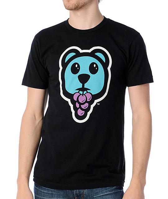 B3AR FRUIT OG Baxter Black T-Shirt