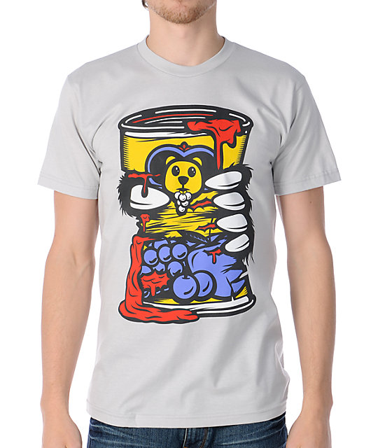 B3AR FRUIT Silver Fruit Cocktail T-Shirt