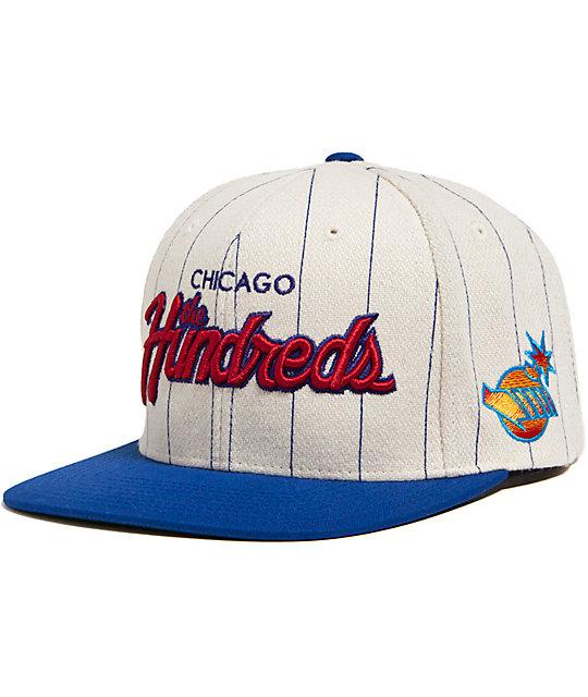 Back To The Hundreds 2015 World Series Snapback Hat