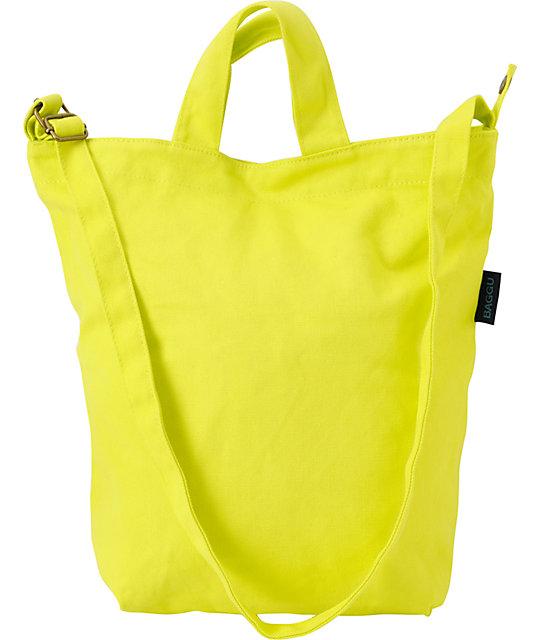 Baggu Neon Duck Bag Tote