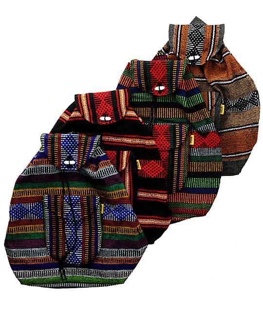 Baja Bags Cuetzalan Backpack