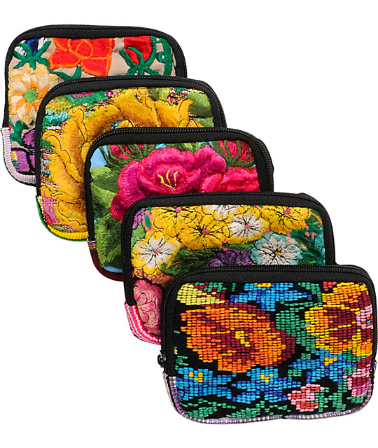 Baja Bags Guatemalan Small Wallet