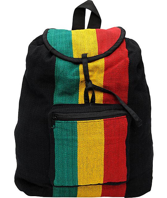 Baja Bags Rasta Backpack