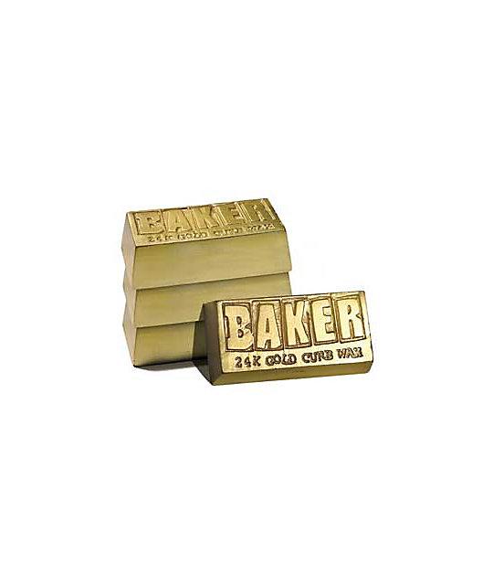 Baker 24K Gold Curb Wax