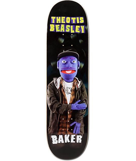 Baker Beasley Puppet 8.06