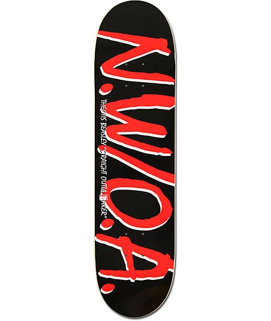 "Baker Theotis Beasley NWOA 8.19""  Skateboard Deck"