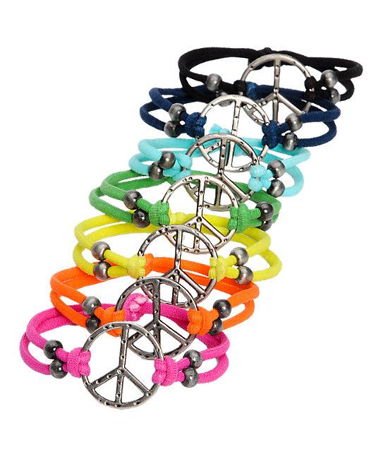 Barry-Owen Peace Bracelet