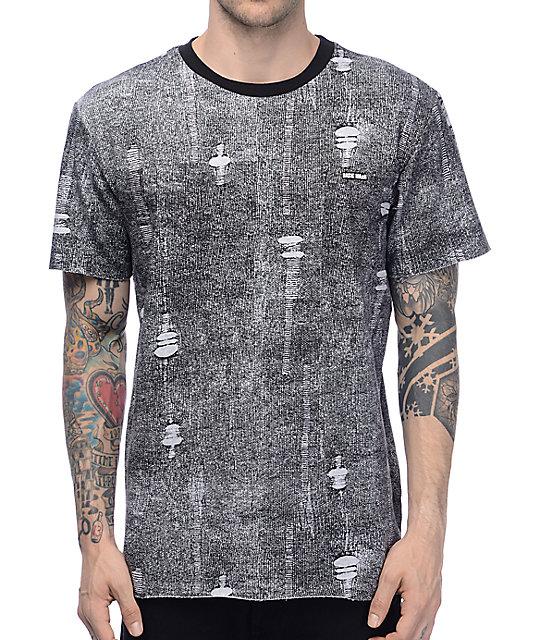Basic Math Black Screen T-Shirt