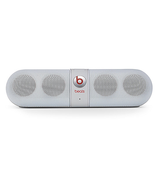 Beats By Dre Beats Pill 2.0 White Wireless Speaker