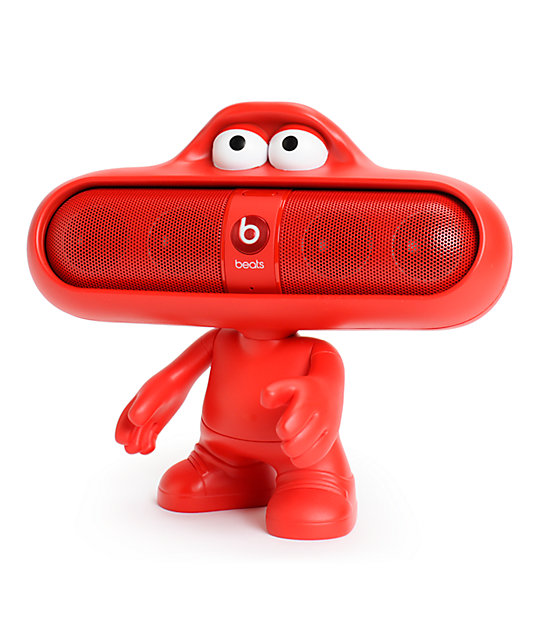 Beats By Dre Red Pill Dude Speaker Stand Zumiez