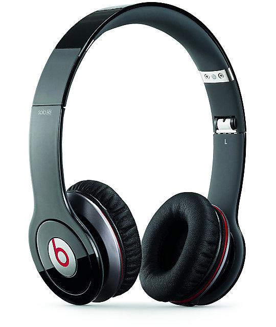 Beats By Dre Solo HD Black Headphones