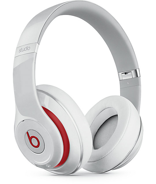 Beats By Dre Studio 2 White Headphones