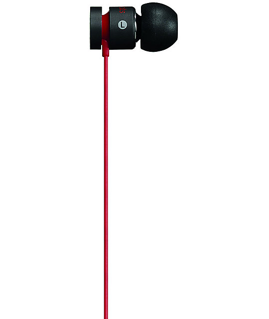 Beats By Dre UrBeats Black Earbud Headphones