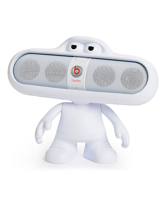 Beats By Dre White Pill Dude Speaker Stand