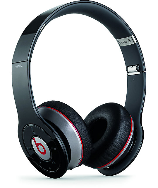 Beats By Dre Wireless Black Headphones