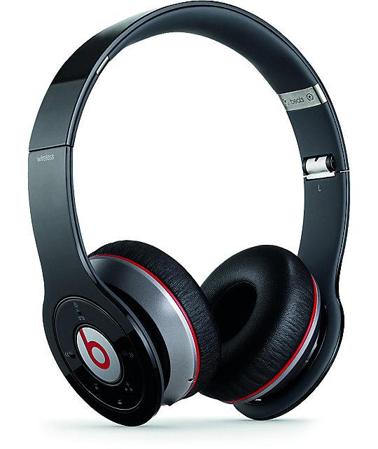 Beats By Dre Wireless Black Headphones