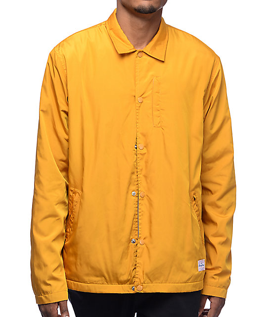 Benny Gold Stay Gold Premium Coaches Jacket