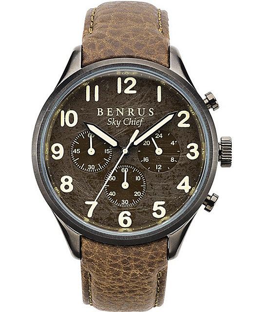 Benrus Sky Chief Analog Watch