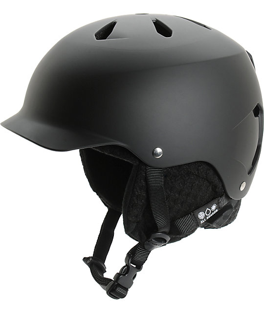 Bern Watts Audio Hard Hat Helmet