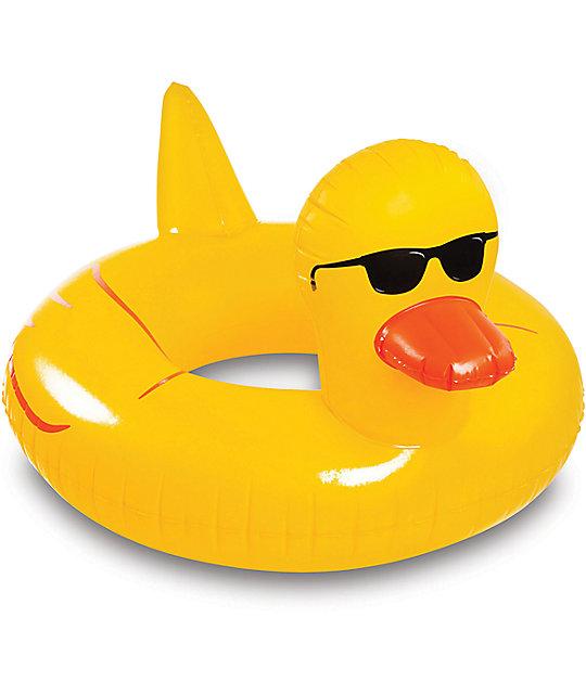 Big mouth inc flotador de piscina patito de goma en for Piscina goma