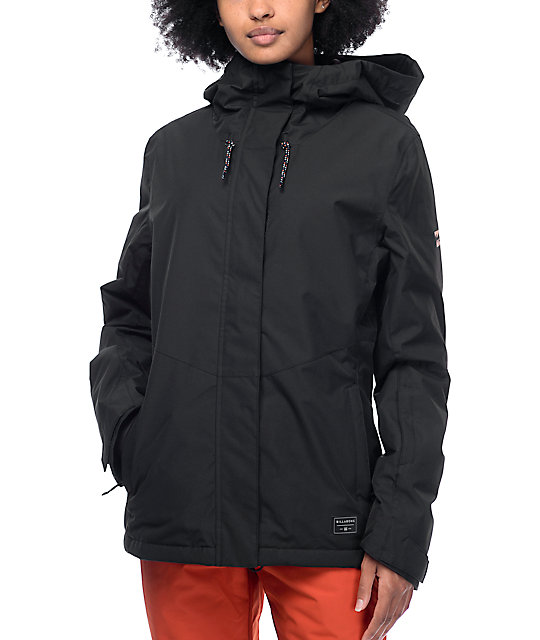 Billabong Akira Black 10k Snowboard Jacket