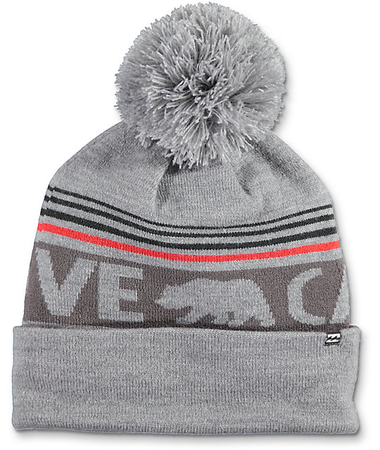 Billabong Cali Love Pom Beanie