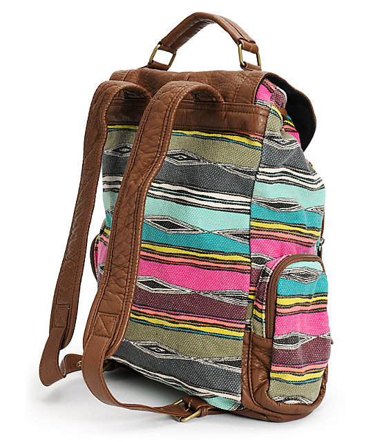 Billabong Campfire Dayz Mulitcolor Backpack