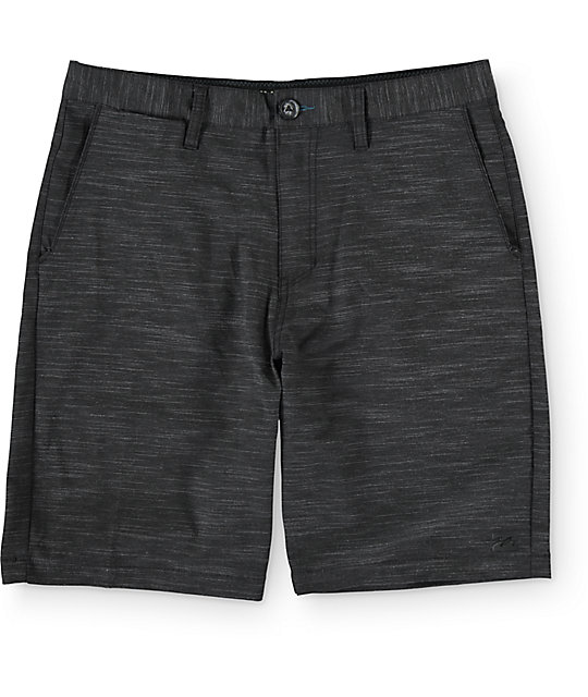 "Billabong Crossfire X Slub 21""  Hybrid Shorts"