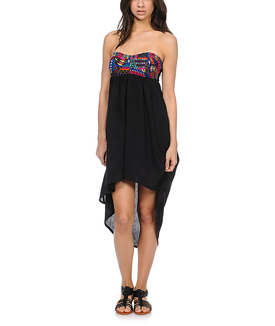 Billabong Desert Daze High Low Dress