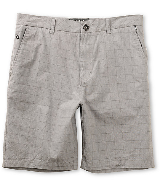 Billabong Franz Grey Shorts