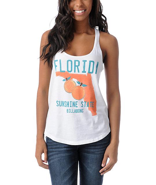 Billabong Friend Lover Florida Tank Top